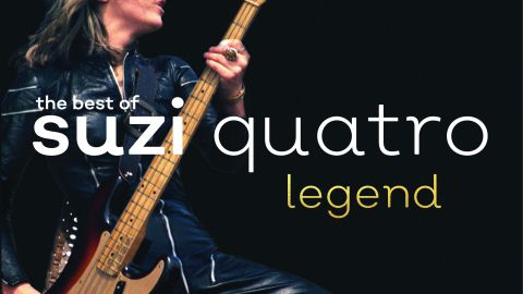 Cover art for Suzi Quatro - Legend album
