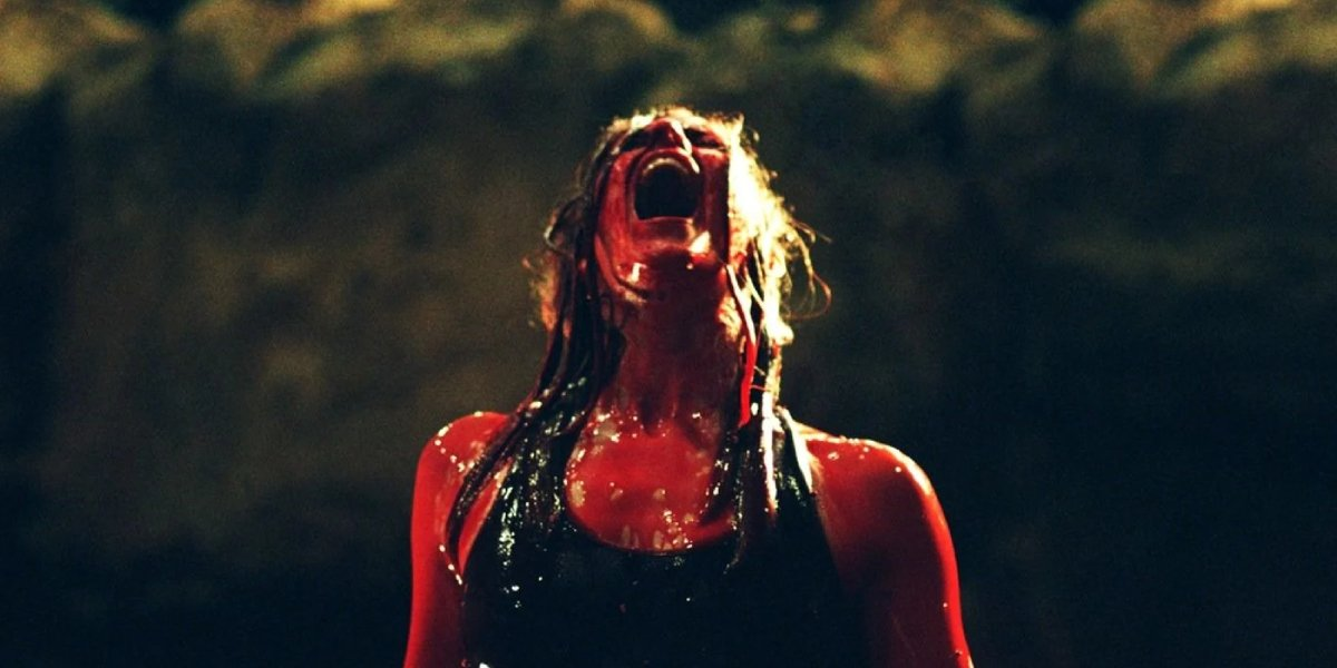 Shauna Macdonald in The Descent