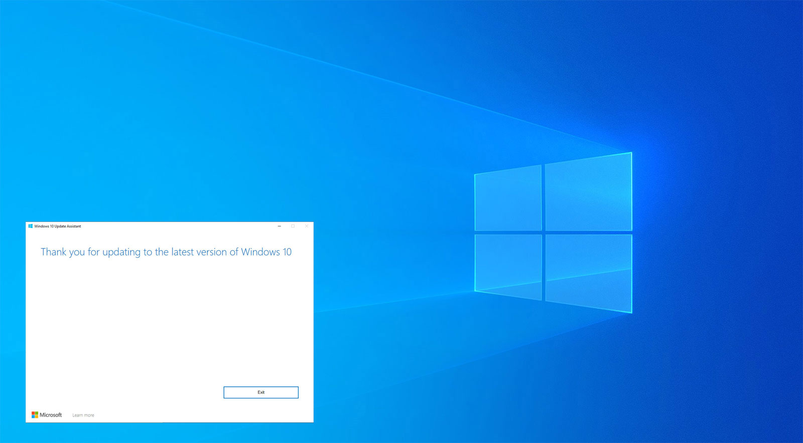 The next big update for Windows 10 has started rolling out
