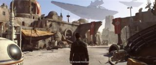Visceral's Star Wars game is now 'pretty different', Amy
