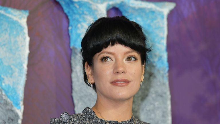 """LONDON, ENGLAND - NOVEMBER 17: Lily Allen attends the European Premiere of """"Frozen 2"""" at the BFI Southbank on November 17, 2019 in London, England. (Photo by David M. Benett/Dave Benett/WireImage)"""