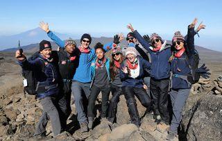 Kilimangaro: The Bigger Red Nose Climb