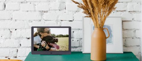 Pix-Star Wi-Fi Cloud Digital Photo Frame 15-inch review