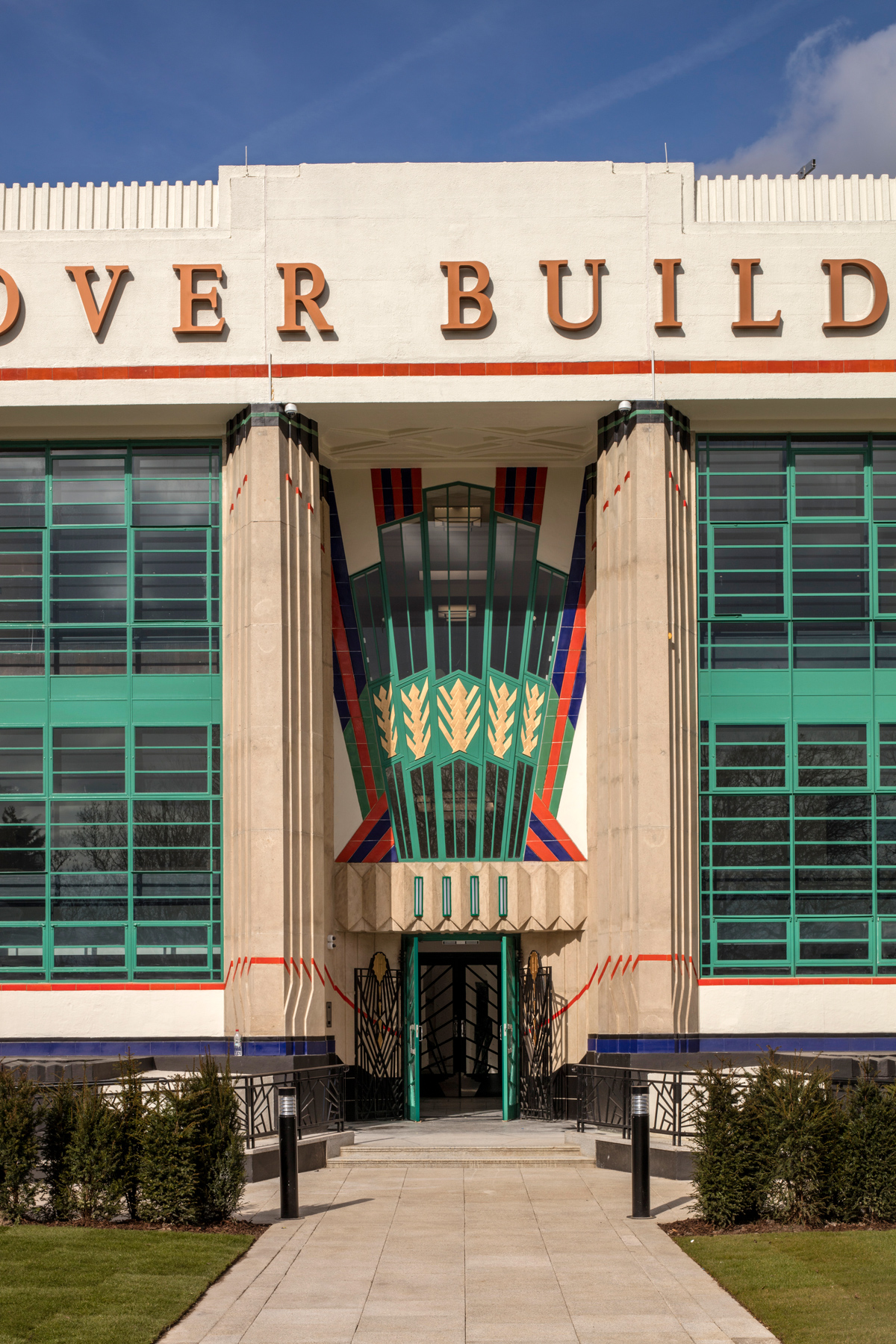 london s art deco hoover building gets a facelift 66 new apartments