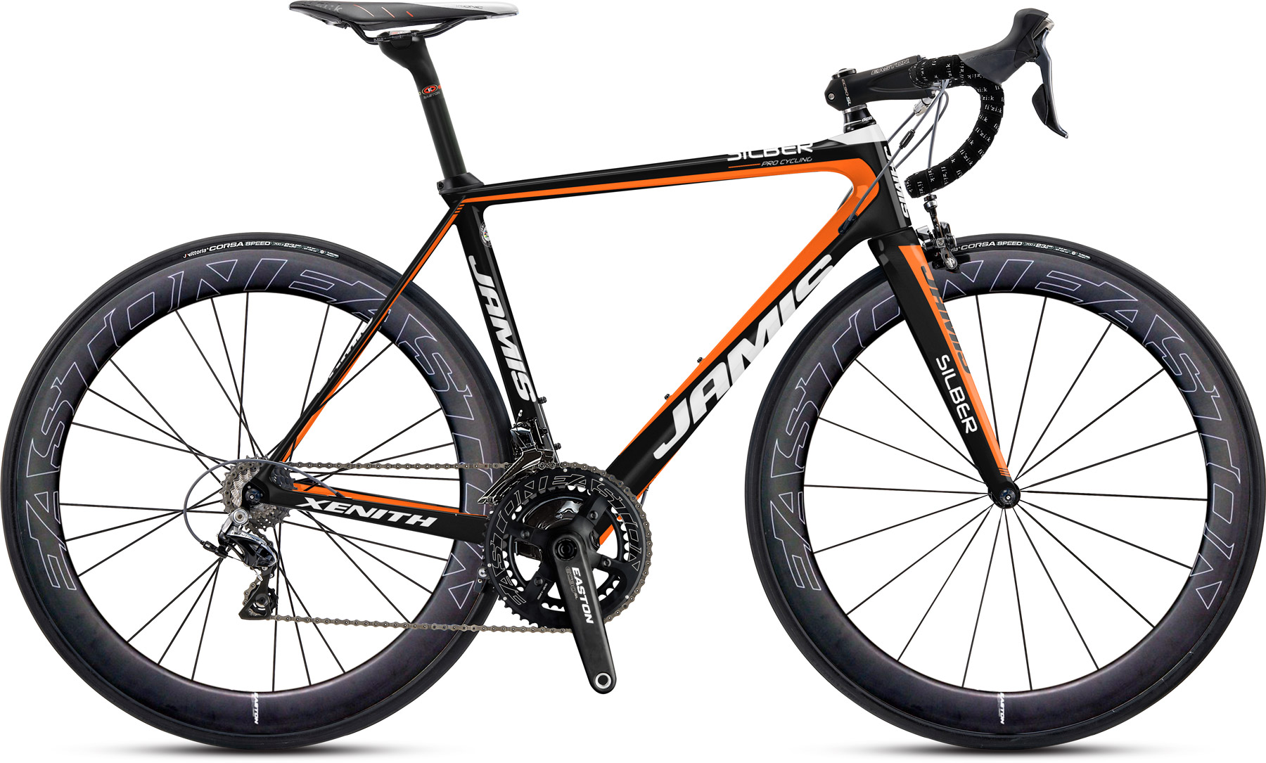 Jamis Will Supply Silber Pro Cycling Team Bikes Cyclingnews