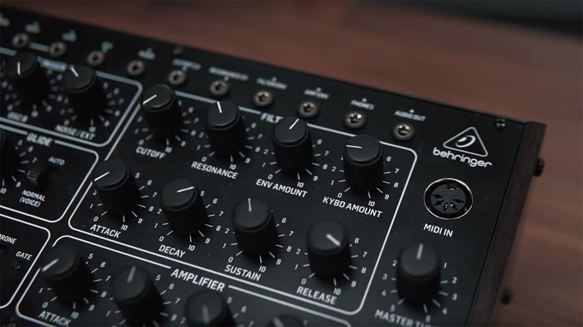 Here's everything you need to know about Behringer's 2019 synth and