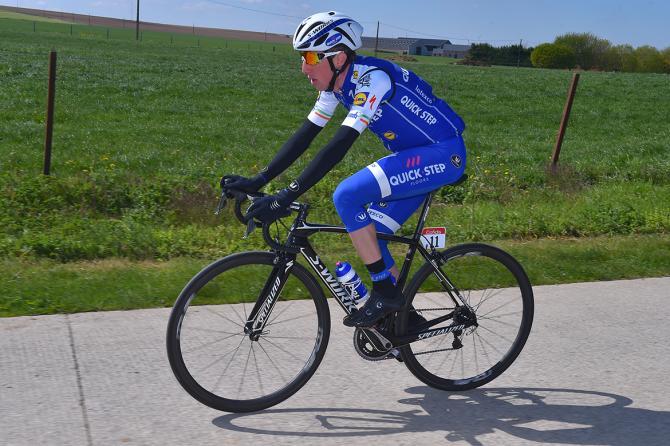 Dan Martin at La Flèche Wallonne
