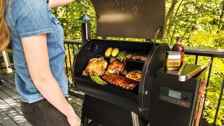 Cyber Monday grill deals 2020: Save $100 on Traeger pellet grills and Weber BBQs