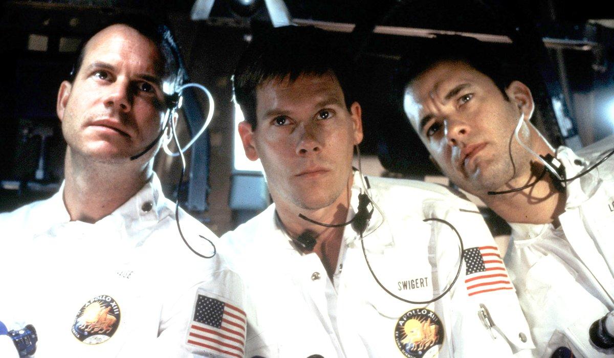 Apollo 13 cast Bill Paxton Kevin Bacon Tom Hanks