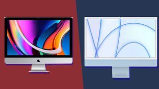 iMac 2019 vs. iMac 2021