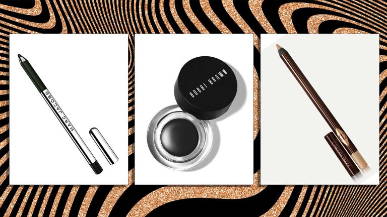 The best eyeliners include marc jacobs, bobbi brown and charlotte tilbury