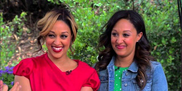 Tia Mowry-Hardrict & Tamera Mowry-Housley - Home & Family