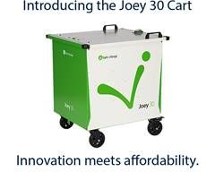 LocknCharge to Award Free Joey 30 Cart™ at ISTE2016