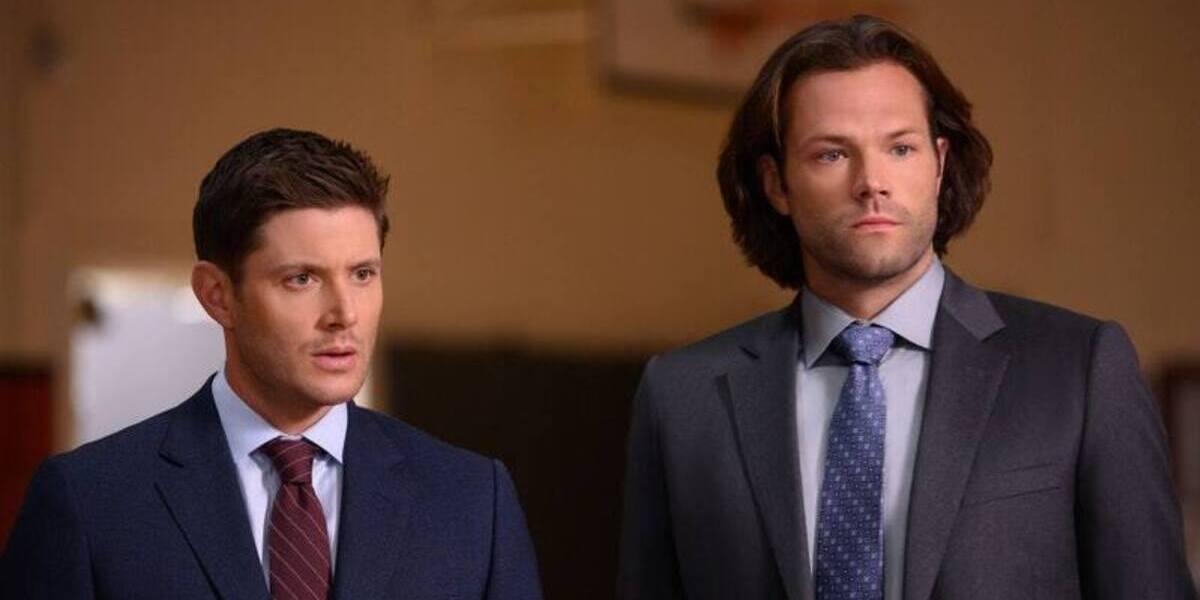 supernatural season 15 dean and sam winchester the cw