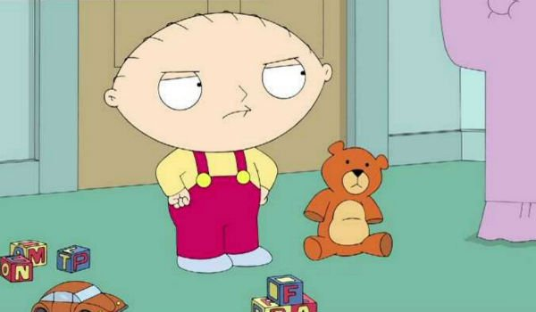stewie griffin family guy