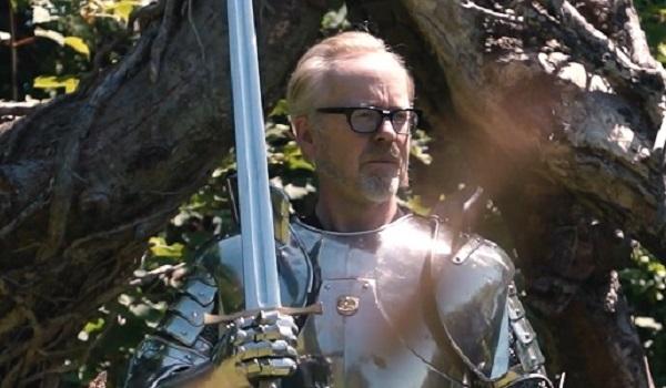 Adam Savage Adam Savage's Armor Build VRV