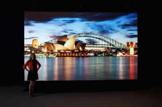 NanoLumens LED Display at ISE 2015