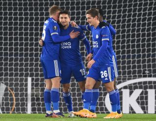 Leicester City v AEK Athens – UEFA Europa League – Group G – King Power Stadium