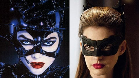 Michelle Pfeiffer Vs Anne Hathaway Who Is The Better