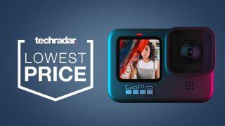 GoPro deals sales Hero 9 Black