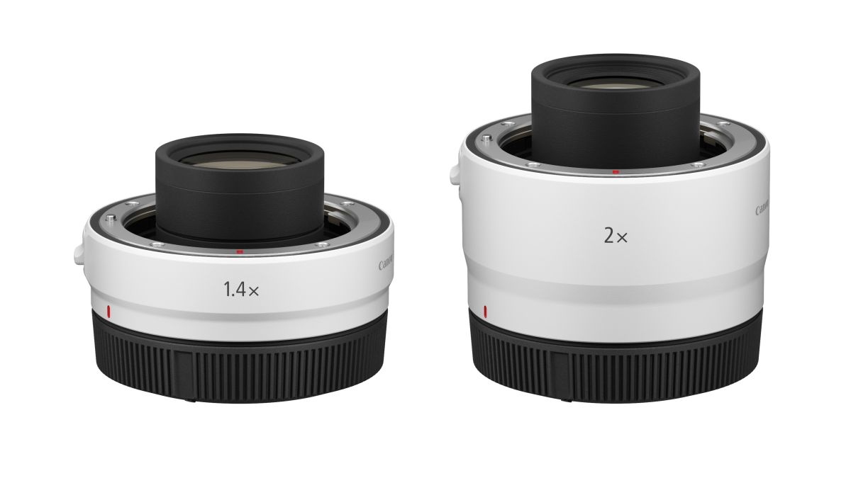Canon's new RF teleconverters don't work with the RF 70-200mm f ...
