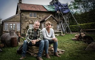 Bad Move showing Jack Dee and Kerry Godliman in series two, which returns on Wednesday 19th September
