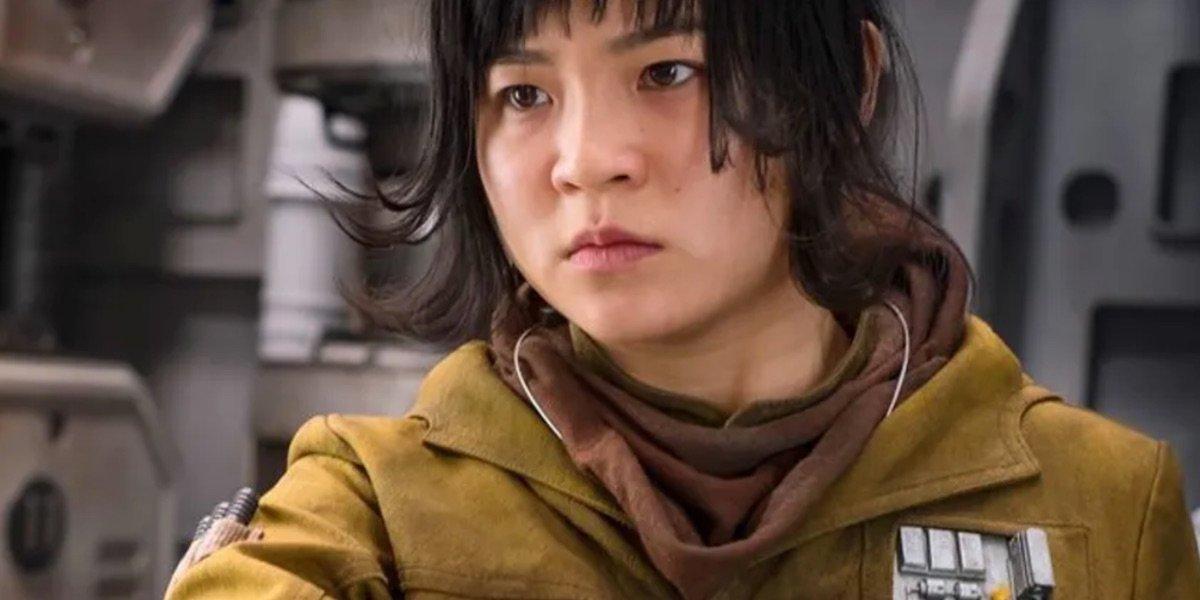 Rose Tico in The Last Jedi
