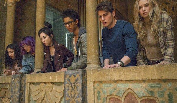 Marvel's Runaways Hulu