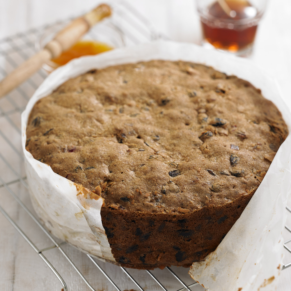 Celebration Rich Fruit Cake Recipes