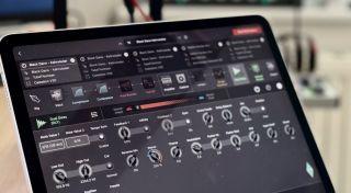 Kemper's Profiler Rig Editor for iPad