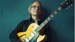 "Sonny Landreth: ""I once played slide with motorcycle handlebars!"""