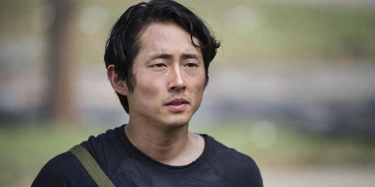 Steven Yeun - The Walking Dead