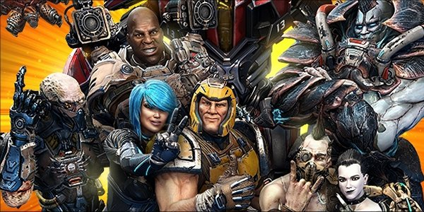 Quake Champions Free-To-Play Period Has Been Extended