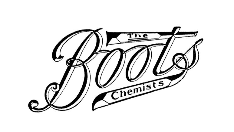 Original Boots logo