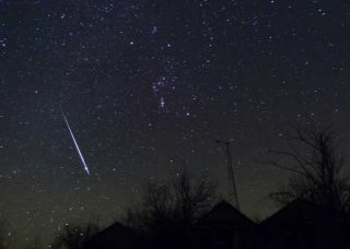 'Gem' of a Meteor Shower Underway