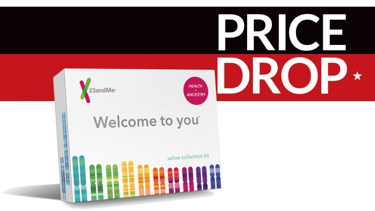 23andMe DNA testing kit deal: get 30% off for Christmas
