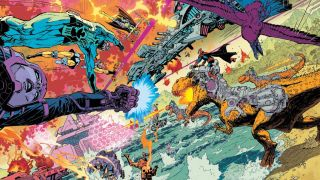 Eternals: Thanos Rises #1 excerpt