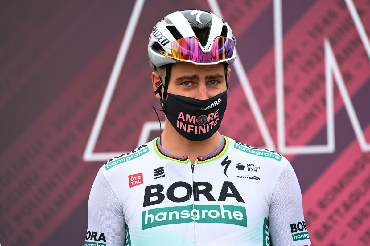 Philosophy with Peter Sagan: 'If there's money on the floor you pick it up, it's the same with victories'