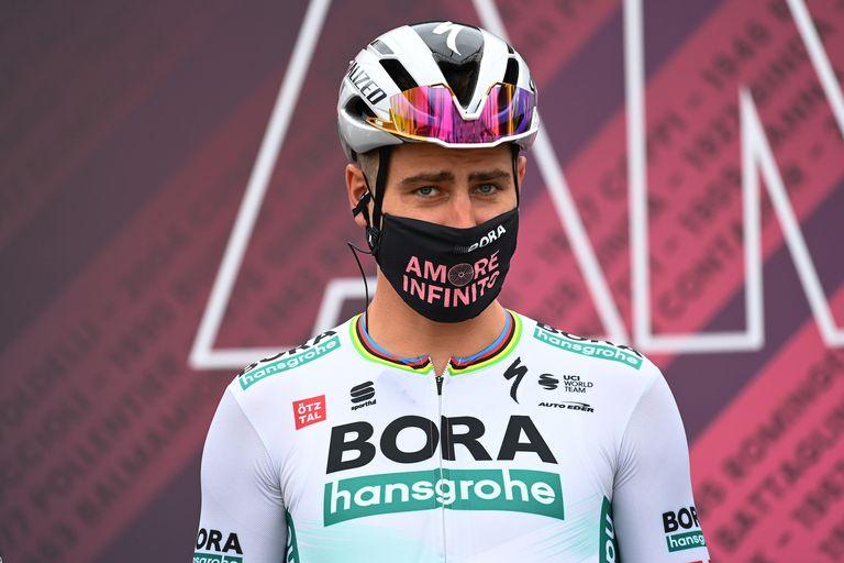 Peter Sagan at the 2021 Giro d'Italia