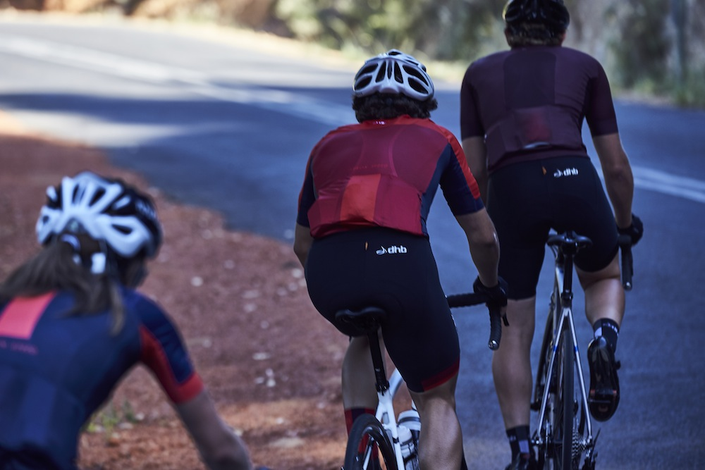 ed4c64467 Aeron range features new colour options for 2017. The matching Aeron Speed  bibshorts ...