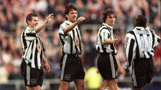 Newcastle 1995/96