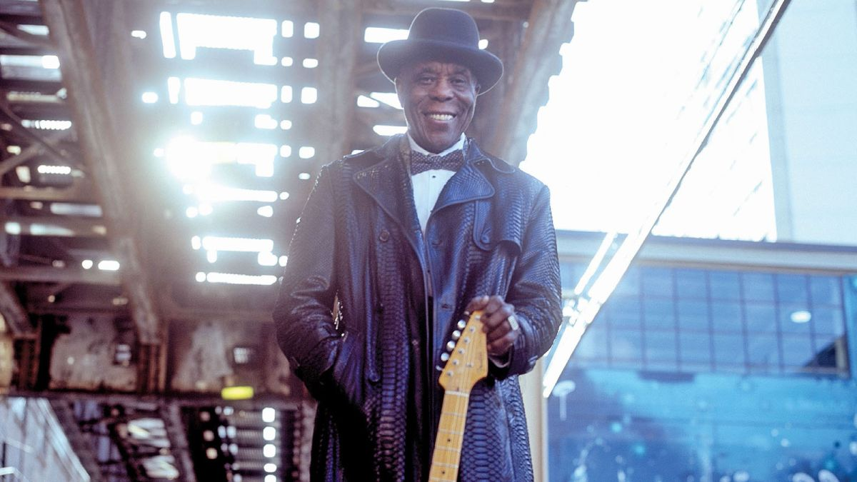 Buddy Guy Talks B B , Muddy, Jimi and His New Album, 'The