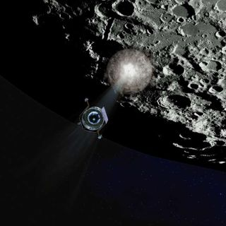 How to Watch NASA's Probe Smack the Moon Friday