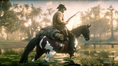 Red Dead Redemption 2 Has Massive File Size, Exclusive PS4 Content