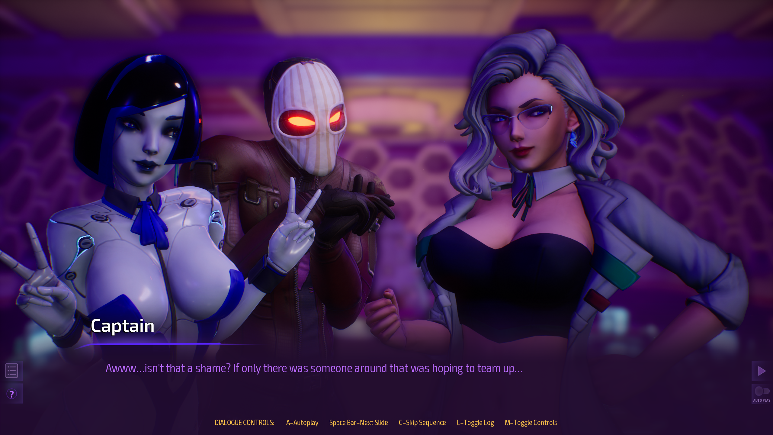 Sci-fi porn game Subverse is among Steam's bestsellers, here's what it's like