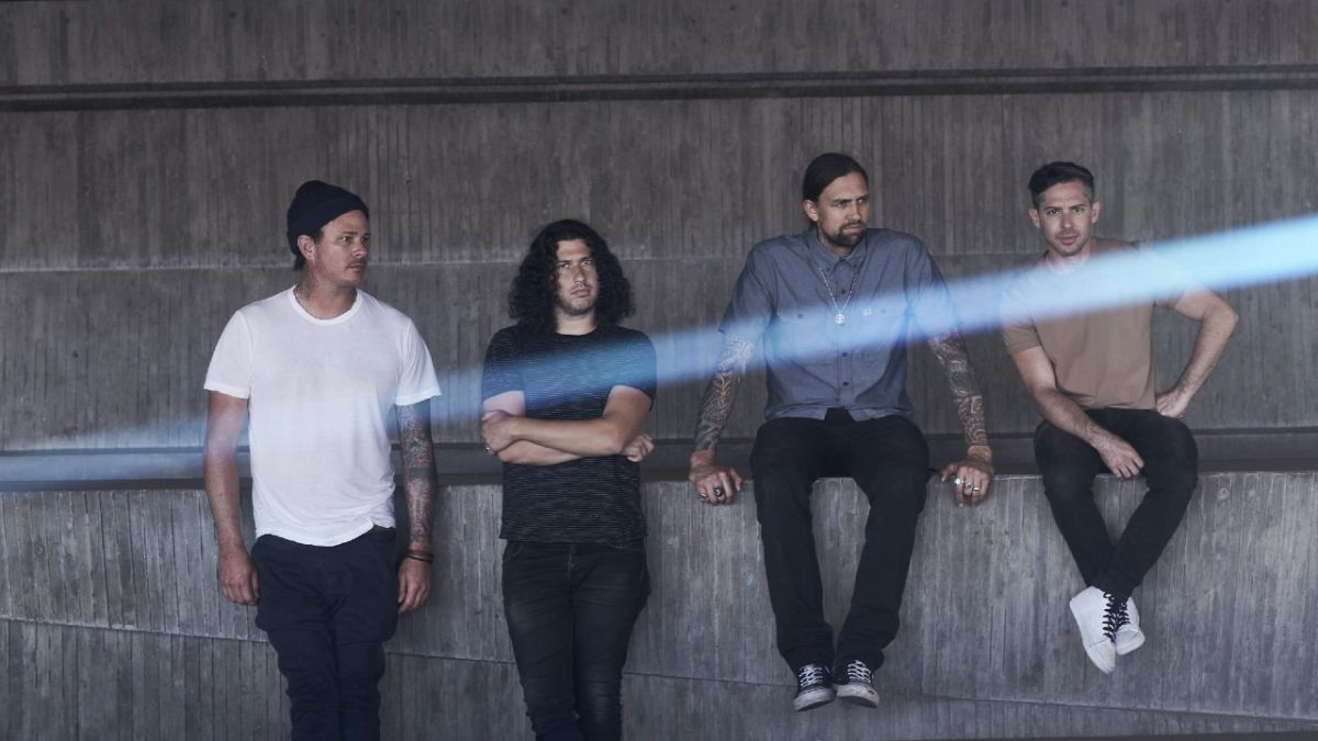 Angels & Airwaves announce a new album and world tour all the way from space