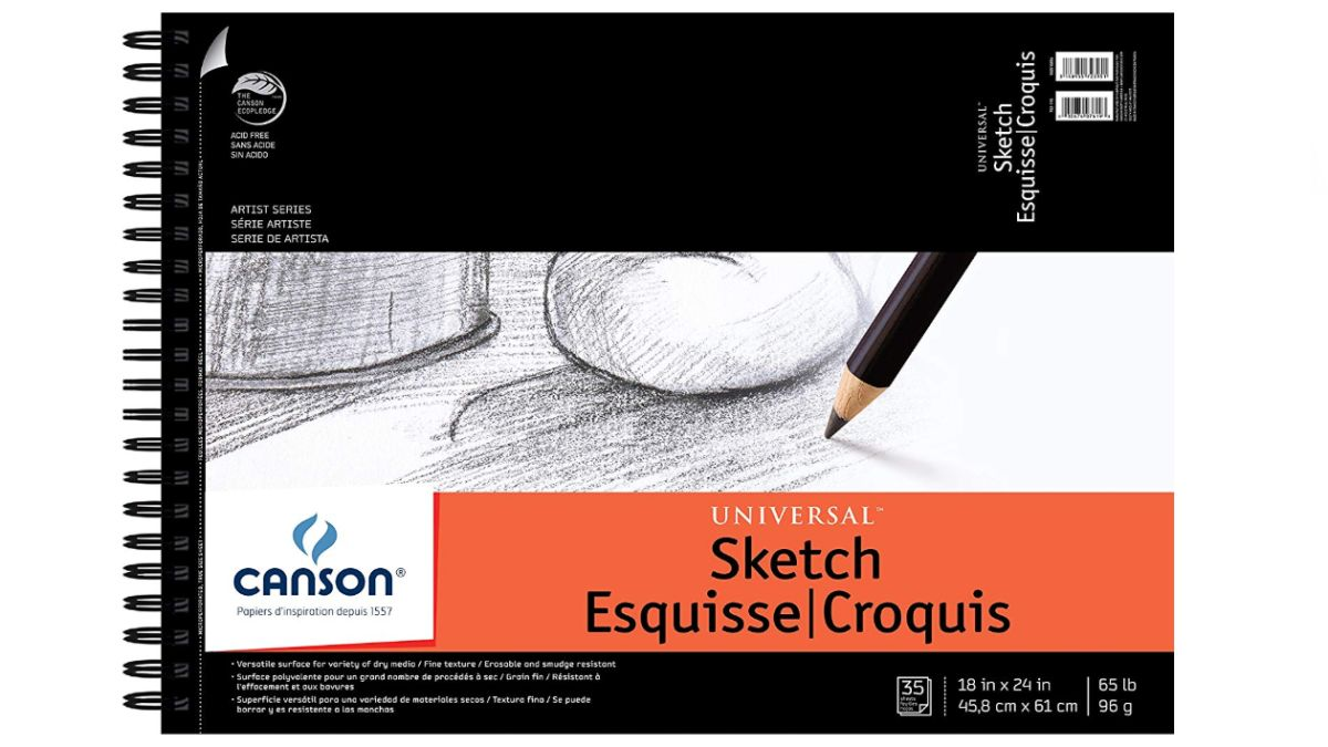 8 x Sketchbook 9 x 12 Inches 320 Sheets Premium Quality Sketch Drawing Paper Pad