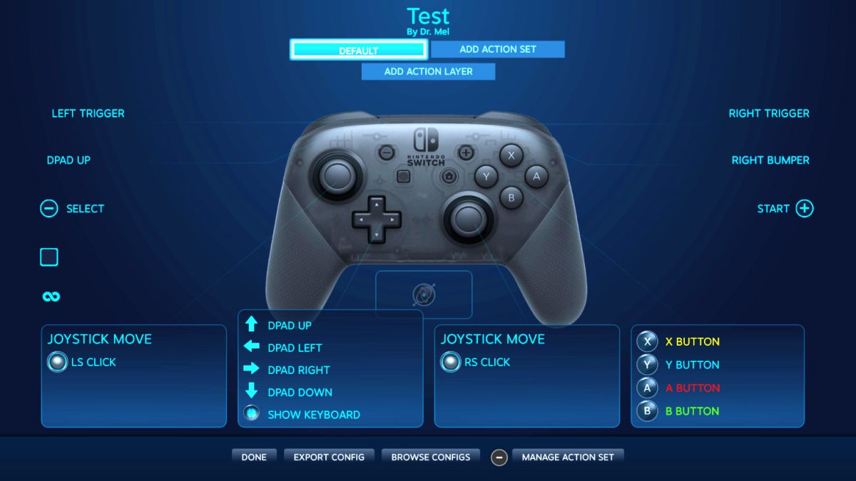 How To Use Your Switch Pro Controller With Steam Tom S Guide