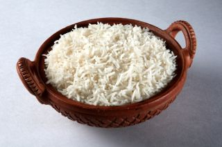 bowl of rice arsenic