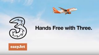 three mobile phone deals with easyjet